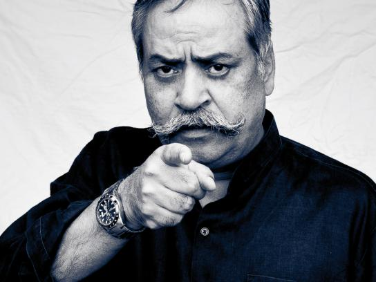 Advertisers Without Borders Print Ad -  Piyush Pandey