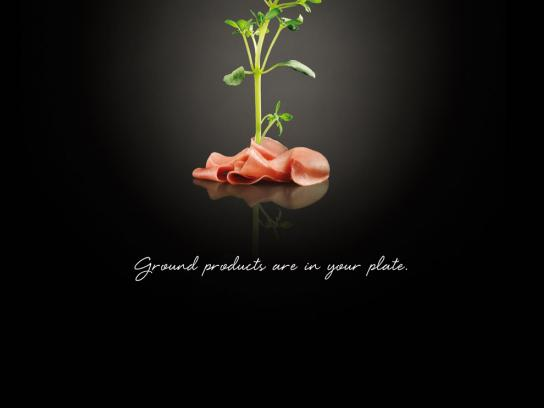 Pizza Hut Print Ad -  Ground