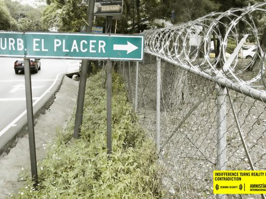 Amnesty International Print Ad -  Sector, El Placer