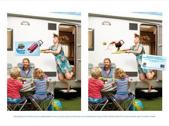 Plenty Easypull Print Ad -  Camper