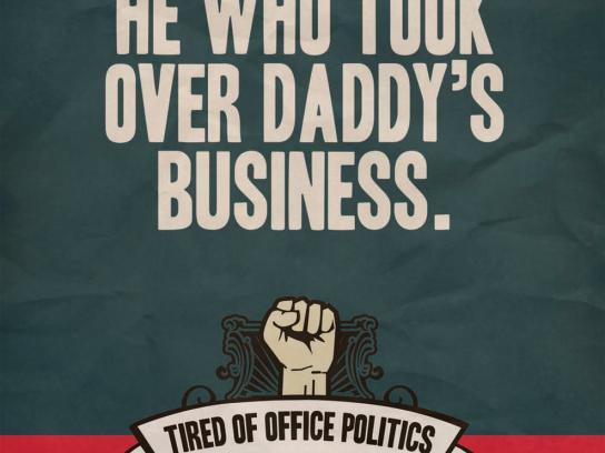 PNet Print Ad -  Dictator