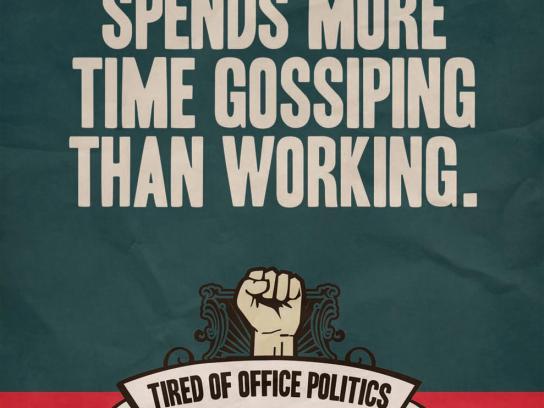 PNet Print Ad -  Socialist