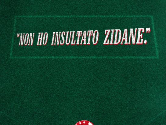 Bluff, Zidane
