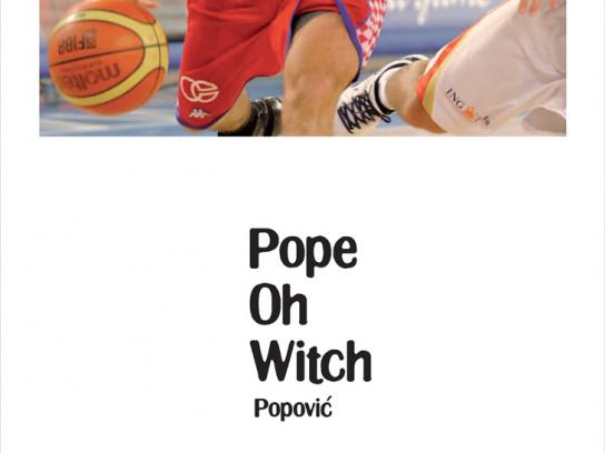 Eurobasket Outdoor Ad -  Popovic