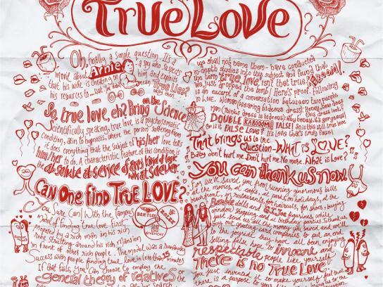 Appy Fizz Print Ad -  True Love