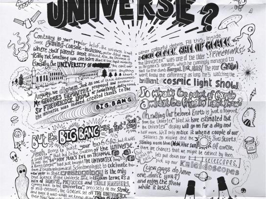 Appy Fizz Print Ad -  Where is the universe