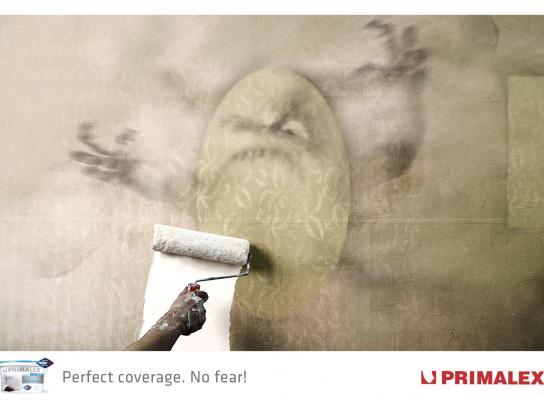Primalex Print Ad -  Monster, 1