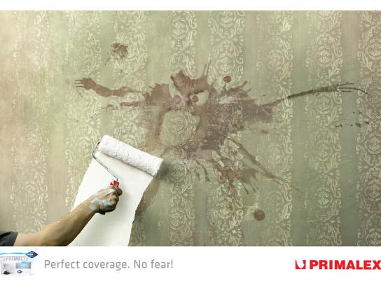 Primalex Print Ad -  Monster, 2