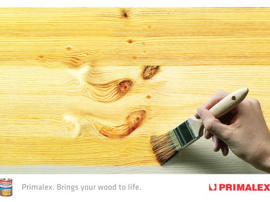 Primalex Print Ad -  Face, 1