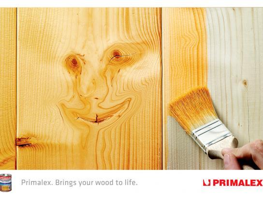 Primalex Print Ad -  Face, 2