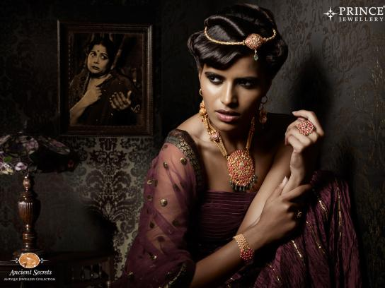 Prince Jewellery Print Ad -  Antique, 4