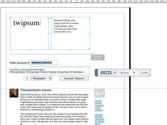 Loducca Digital Ad -  Twipsum