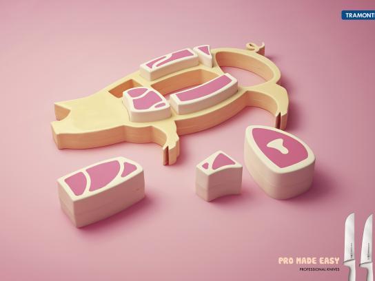 Tramontina Print Ad -  Pork