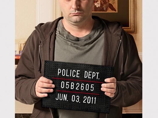 Protege Group Print Ad -  Burglars, 1