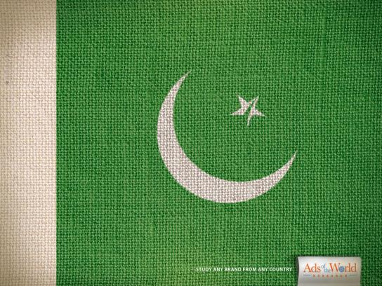 Ads of the World Print Ad -  Flags, 1