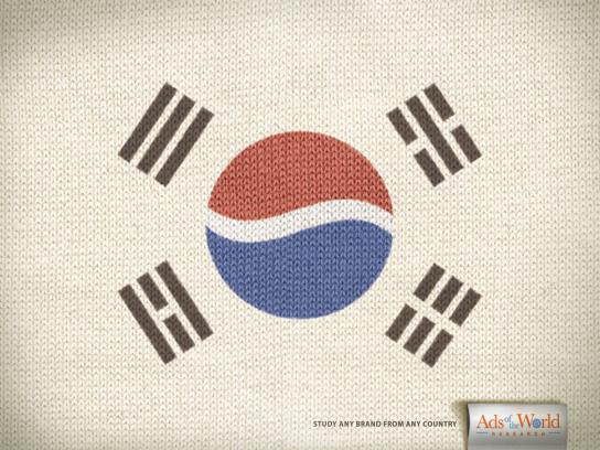 Ads of the World Print Ad -  Flags, 3