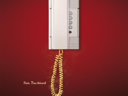 Pizza Hut Print Ad -  Telephone