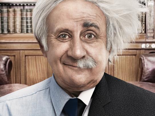 Quicksales.com.au Print Ad -  Alter Egos, Einstein