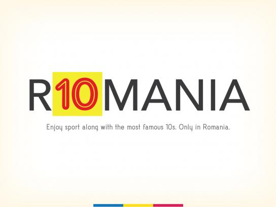 Romania Print Ad -  R10mania