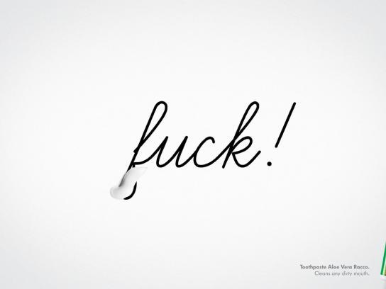 Racco Print Ad -  Luck