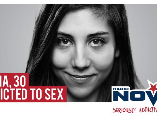 Radio Nova Outdoor Ad -  Sex