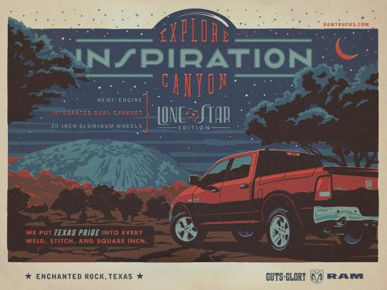 RAM Print Ad -  Inspiration