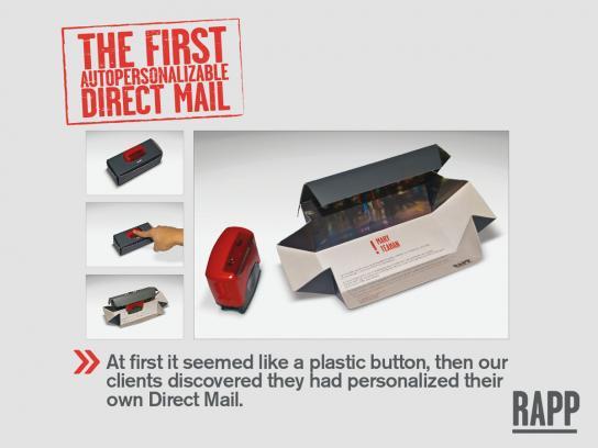Rapp Direct Ad -  Button