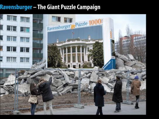 Ravensburger Ambient Ad -  Construction, 1