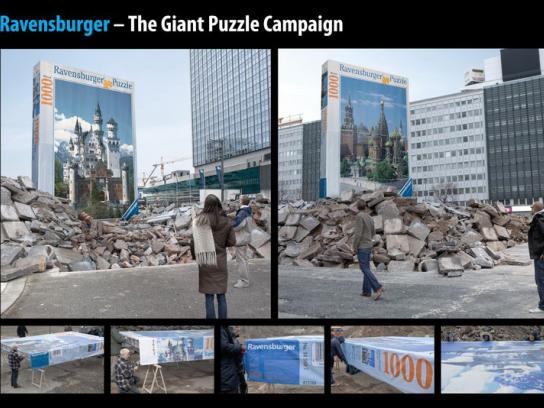 Ravensburger Ambient Ad -  Construction, 2