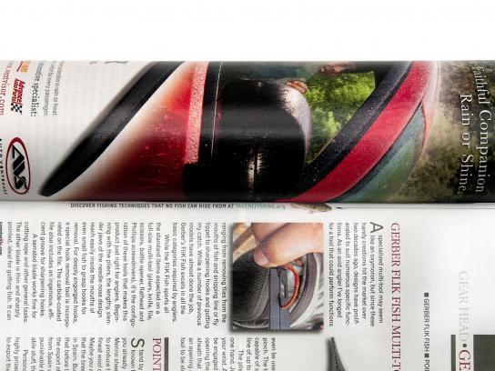 RBFF Print Ad -  Fish hook Gutter