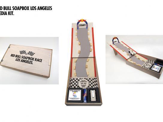 Red Bull Direct Ad -  Soapbox Race