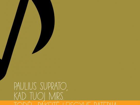 RadioCentras Print Ad -  Paulius