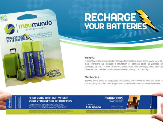 Meu Mundo Direct Ad -  Recharge Your Batteries