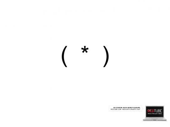 RedTube Print Ad -  ( * )