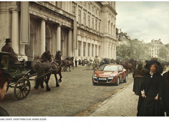 Renault Print Ad -  Street, 1