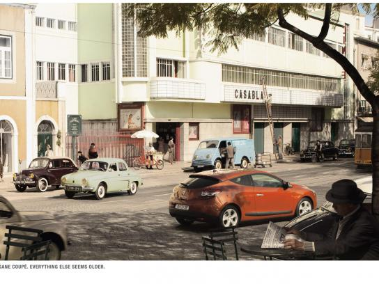 Renault Print Ad -  Street, 2