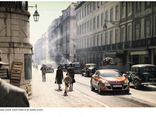 Renault Print Ad -  Street, 3
