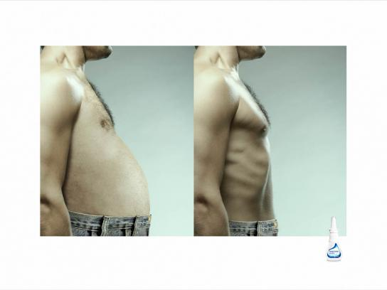 Respibien Print Ad -  Paunch