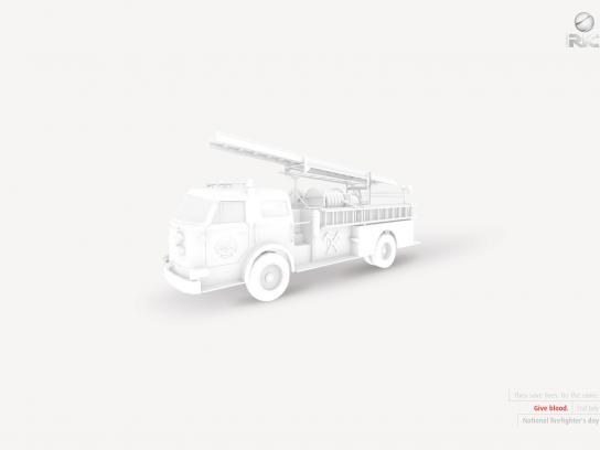Grupo Ric Print Ad -  Firefighters