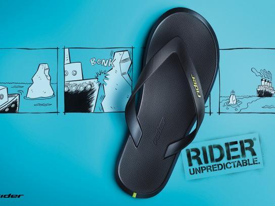 Rider Print Ad -  Ship