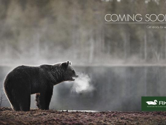 RKF Print Ad -  Bear