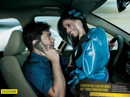 Cellucom Print Ad -  Wife