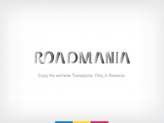Romania Print Ad -  Roadmania