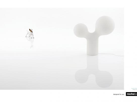Rochebobois Print Ad -  Dog