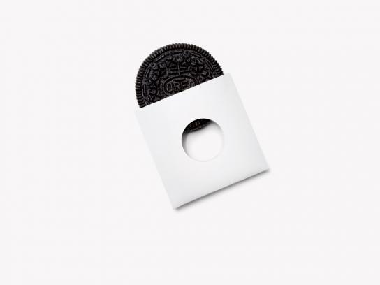 Oreo Print Ad -  Rock n' Roll