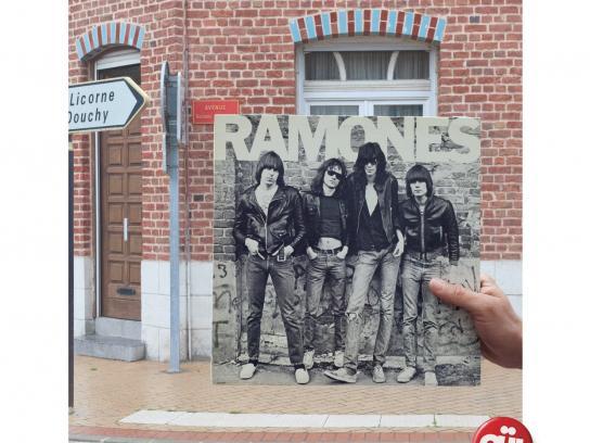 Oui FM Print Ad -  Dunkerque