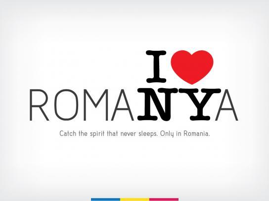 Romania Print Ad -  Romanya
