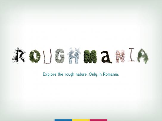 Romania Print Ad -  Roughmania