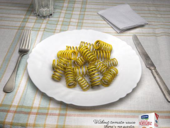 Conaprole Print Ad -  Tomato sauce, 3