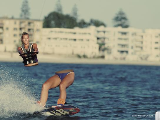 Samsung Print Ad -  Surfer